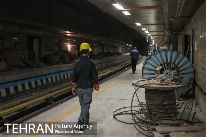انجام مناقصه عمومی خرید ۲۰۰۰ عدد چرخ واگن های مترو