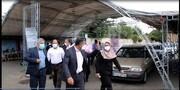 استقبال گسترده شهروندان جنوب شرق تهران از مرکز واکسیناسیون بوستان آزادگان