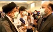 بازدید سرزده رییس جمهور از مرکز تجمیعی واکسیناسیون منطقه ۶ تهران