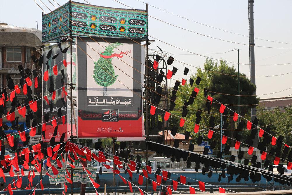 بزرگداشت ایثارگران در هفته دفاع مقدس