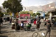 آماده سازی فضاهای باز شهری برای عزاداران حسینی