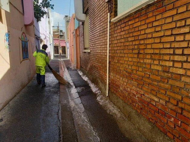 طرح نگهداشت شهر گامی بسیار موثر در راستای رفاه و آسایش شهروندان است