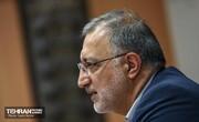 نشست شهردار منتخب تهران با شهرداران نواحی