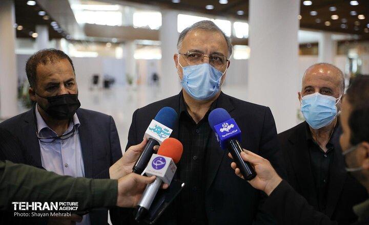 راه اندازی ۲۶ پایگاه ثابت و سیار واکسیناسیون در شهرداری تهران