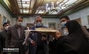 نخستین روز کاری شـهردار تهران