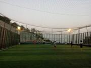 زمین های چمن ورزشی محلات شمال تهران نوسازی شد