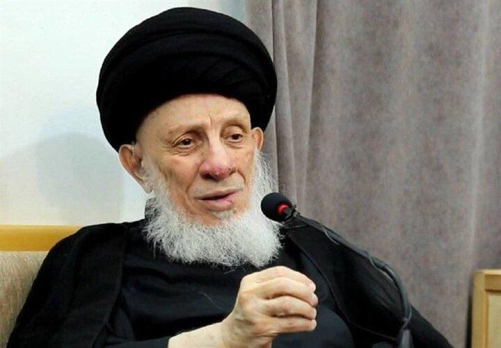 شهردار تهران درگذشت آیت الله سعید حکیم را تسلیت گفت