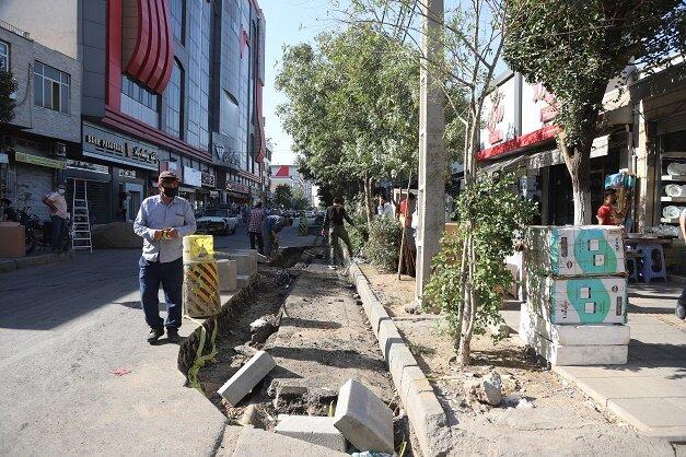 پیاده راه در رشد و توسعه پایدار فضاهای شهری جایگاه ویژه ای دارد