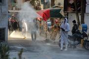ساماندهیو شست و شوی کیوسک های مطبوعاتی در شمال شرق پایتخت