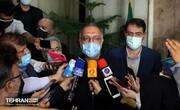 نهمین جلسه شورای شهر با حضور شهردار منتخب تهران