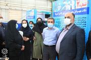 افزایش ۵۰ درصدی ظرفیت واکسیناسیون کرونا در منطقه ۱۸ تهران