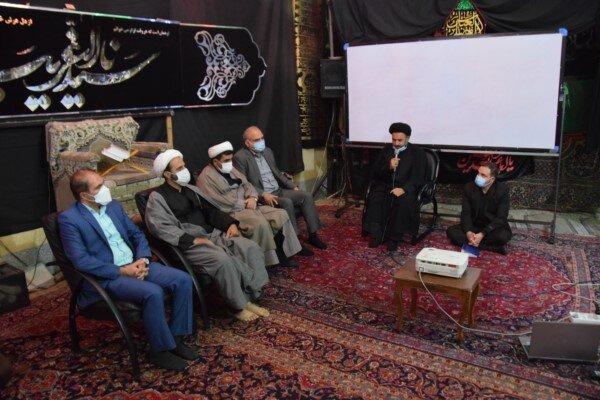 دیدار مردمی عضو شورای شهر با اهالی شهرک گلستان