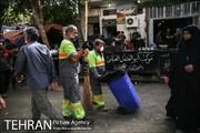 اعزام ۲۵۰ پاکبان به مراسم اربعین/ انتقال اقلام انفرادی آتش نشانان به عراق