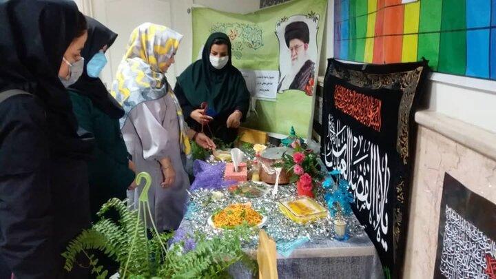 جشنواره غذای محلی در مجتمع ولیعصر(عج) محله اتابک منطقه ۱۵