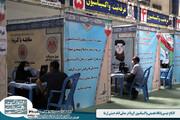افتتاح دومین پایگاه تجمیعی واکسیناسیون کرونا در مصلی