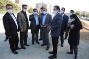 بازدید ۵ ساعته عضو شورای اسلامی شهر تهران از منطقه ۱۹