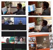 ارائه طرح کاپ در وبینار بینالمللی سئول