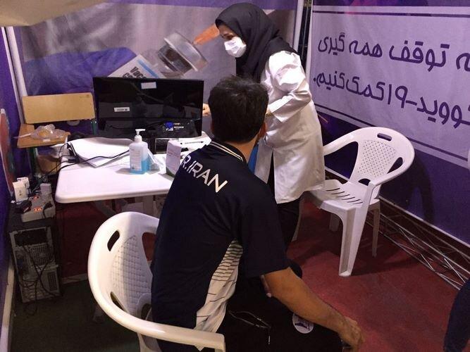 تزریق  ۱۲۰ هزار دز واکسن به شهروندان در منطقه ۱۰