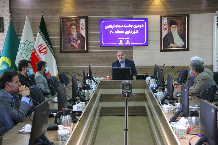 تمهیدات ویژه برای راهپیمائی بزرگ اربعین در قبله تهران