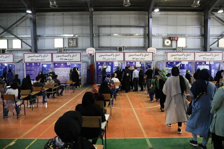 بهره برداری از مراکز و امکانات جدید واکسیناسیون شهرداری تهران