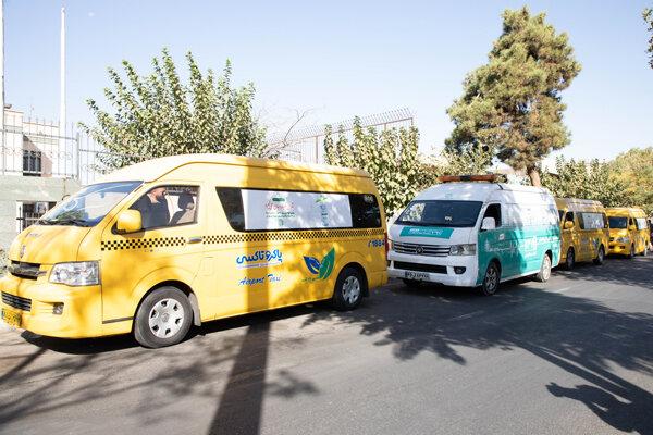 استفاده از ظرفیت ۲۲ اتوبوس، ۲۲ ایستگاه مترو و ۲۲۰ مسجد برای واکسیناسیون