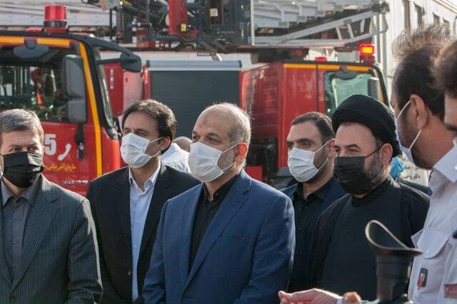 دستور وزیر کشور برای رسیدگی به مشکلات آتشنشانها