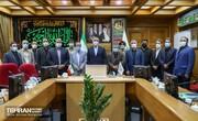 جلسه شورای معاونین با حضور شهردار تهران