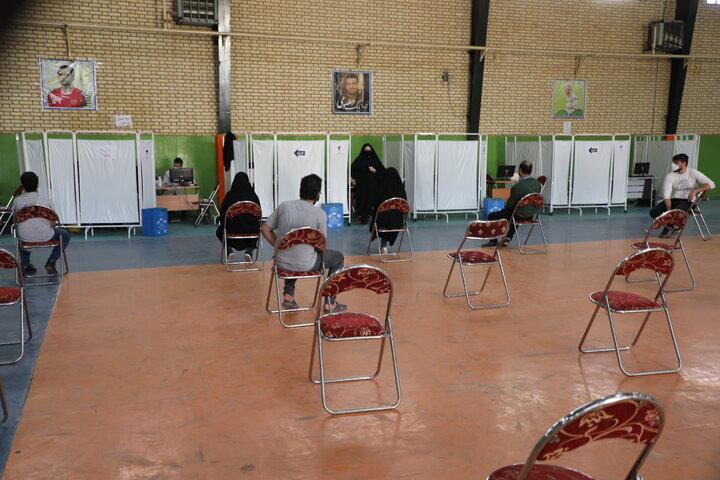 ادامه روند واکسیناسیون در مساجد منطقه ۱۷
