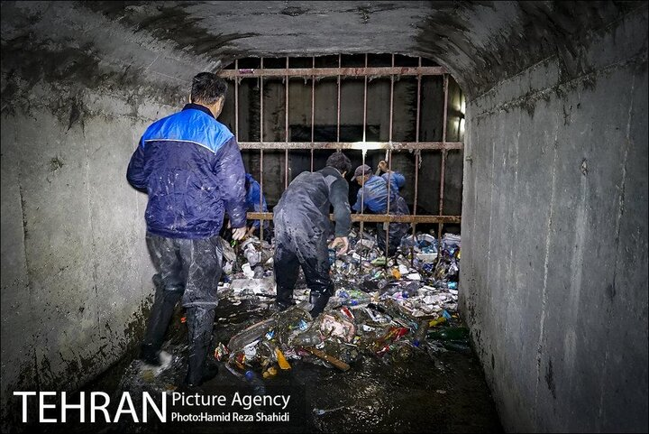 خطر ساخت و ساز در حریم و بستر رودخانهها برای شهر تهران