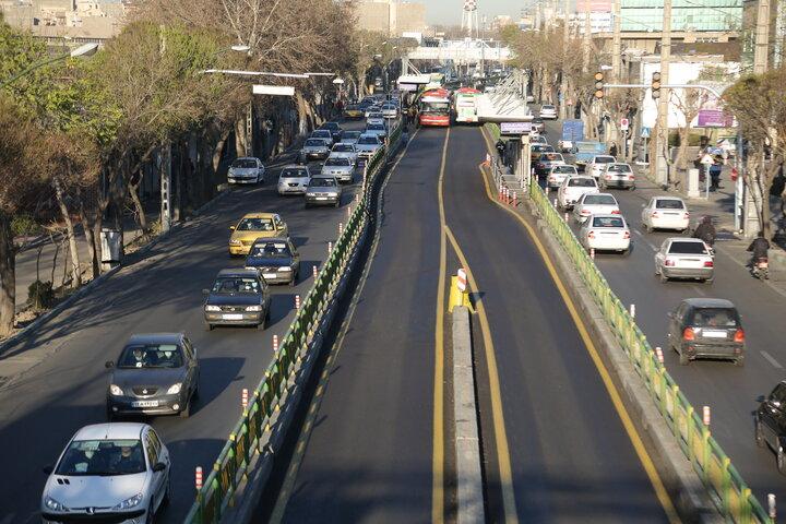 بهره برداری از ۱۱ پروژه شهری منطقه ۱۰ پایتخت در مهرماه سال ۱۴۰۰