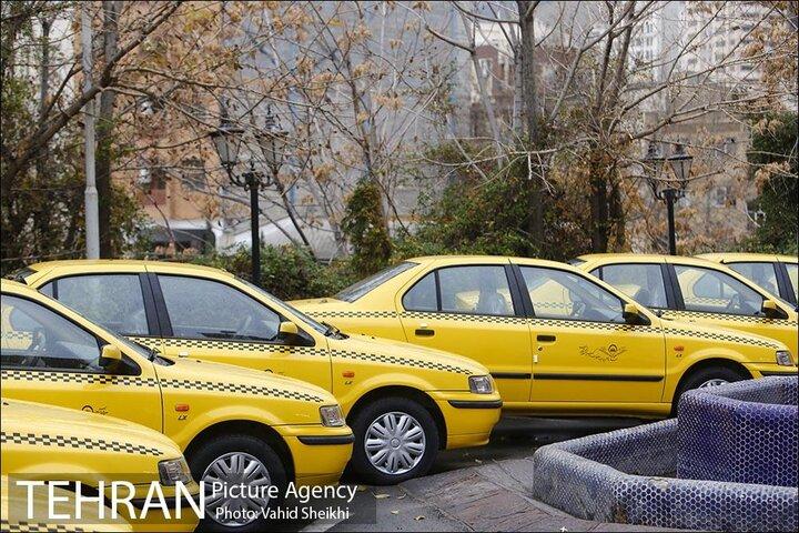 نوسازی ۱۰ هزار دستگاه تاکسی تا پایان سال جاری
