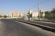 کاهش بار ترافیکی بازار شهید احسانی در منطقه ۱۹
