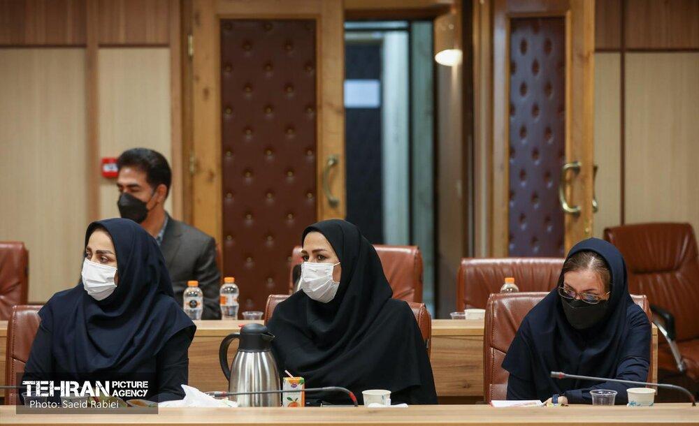 جلسه هم اندیشی مدیران روابط عمومی شهرداری تهران با رئیس مرکز ارتباطات و امور بین الملل شهرداری تهران