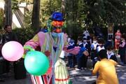 اجرای ۱۵۰ برنامه در بوستانهای شهر تهران برای کودکان