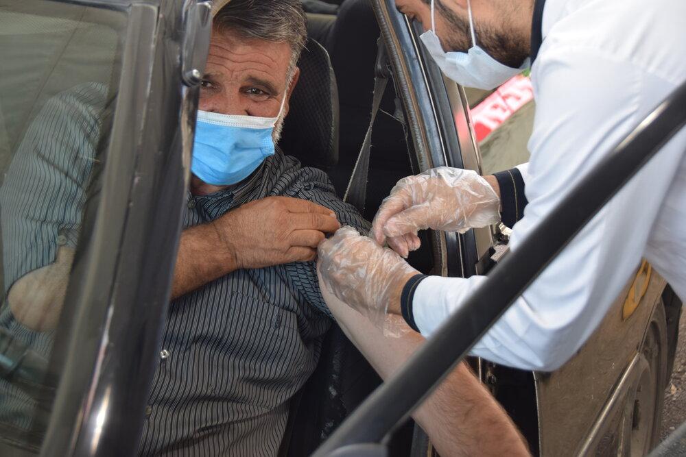 آغاز فاز دوم پویش جهادی واکسیناسیون شهروندان در منطقه ۲۰