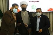 شهردار منطقه ۱۰ پایتخت معارفه شد