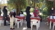 اجرای برنامههای فراغتی و آموزشی بانوان در منطقه ۱۹