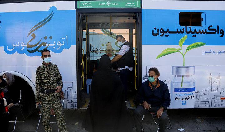 تزریق بیش از ۲.۵ میلیون دّز واکسن کرونا در مراکز شهرداری تهران