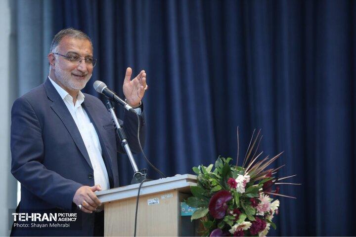 پهلوانی و ریشه در مرز و بوم، خصلت قهرمانان ایرانی /آمادگی شهرداری تهران برای توسعه ورزش همگانی و قهرمانی